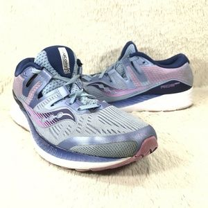 Saucony Ride Iso Everun Running Size 11.5
